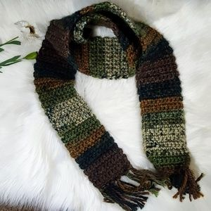 Accessories - Camoflauge Handmade Scarf ONLY 1!